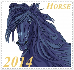 2014-horse-stamp